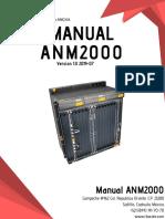 Manual Anm2000