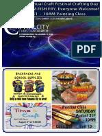 August 2019 Newsletter