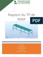 Rapport Du TP de RDM k