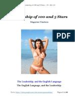100and5Stars - 19 - Leadership