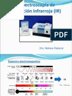 Espectroscopia Infrarrojo Lab