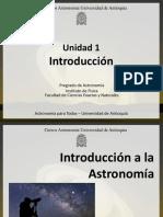 Presentacion Astrofisica ParaTodos Introduccion