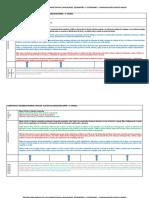 1. Matriz de análisis de CCDE - Comunicación 5° grado