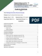 Plano Da Disciplina - Tópicos Especiais IV - Ufc 2018.2 v1.0 - Prof. Abraão (1)