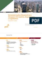 Guia demonstração financeira