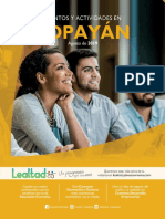 Popayan Agosto 2019