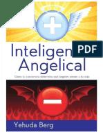 410339090 Inteligencia Angelical Yehuda Berg PDF