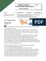 Prueba Novela, Adjetivo, Sust y Artículo3