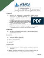 Protocolo Del Uso de Vehiculos