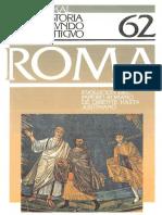 Perez Sanchez, D. - Evolucion Del Imperio Romano de Oriente Hasta Justiniano [1990]