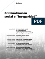 Murillo - El Nuevo Pacto Social, LISTO