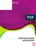 InDesignCS3 Scripting Guide As