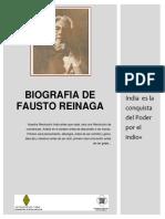 3 Biografia de Fausto