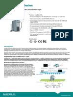 Moxa Iologik 2500 Series Datasheet v1.0