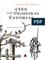 Antes Das Primeiras Estórias - João Guimarães Rosa