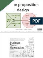 Value Propositon Design