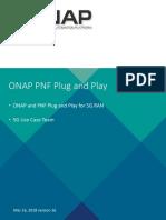 ONAP PNF Plug and Play