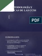 Metodologías y Técnicas  de las CCSS
