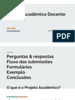Apresentacao-ProjetoAcademicoDocente
