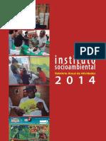 relatório de produção isa 2014.pdf