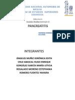 Pae de una Pancreátitis