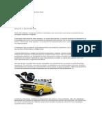 MATERIAIS PARA AUTOMOBILISTICA