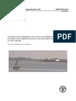 Estudo Das Condições Técnicas, Econômicas e Ambientais Lagos Dos Patos