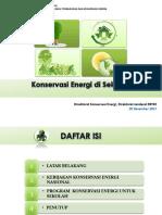 Konservasi Energi Di Sekolah_e