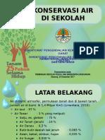 Konservasi Air di Sekolah_Hermono Sigit.ppt