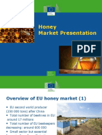 honey market presentation