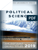 Stanford University Press | Political Science 2019 Catalog