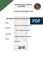 Informe Practicas Pre 2