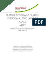 Proyecto Gestión de Emociones (Recuperado Automáticamente)