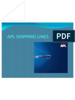 Apl Shipping Lines