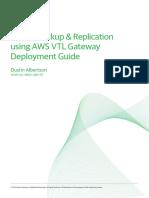 replication using aws