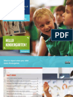 Hello Kindergarten Booklet (1)