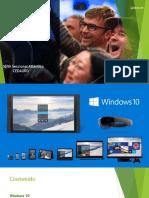 Windows 10 Sena Exposicion