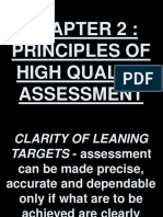 Chapter 2 Principles of High Quality Assessment