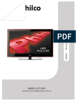 Manual Servico Tv Led Philco Ph 46 Ver A