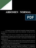 Tc abdomen