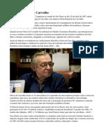 Olavo de Carvalho - Biografia