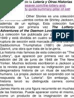 99-Analisis La Loteria y Otros Cuentos Shirley Jackson-YPK