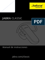 Manual del Jabra clasic