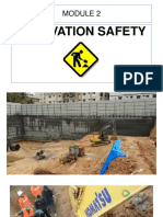 2.3. Excavation Safety