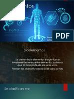 Bioelementos Final