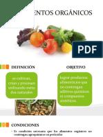 Alimentos Orgánicos Mila