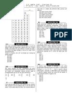 1ª P.D 2019 - (Simulado 01) - (Mat. 3ª Série EM)