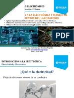 Sesión 2 Introducción a La Electrónica y Manejo de Instrumentos Del Laboratorio