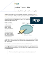 ESTP Personality Type - Persuader Profile - Personality Max