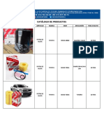 Catalogo Induparts 2019
